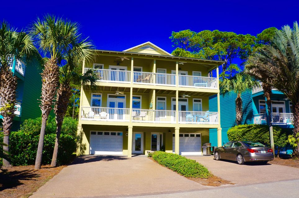 Photo of home for sale at 33A Dune Breeze, Santa Rosa Beach FL