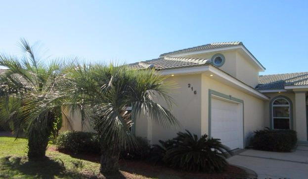 Photo of home for sale at 216 Wekiva, Destin FL