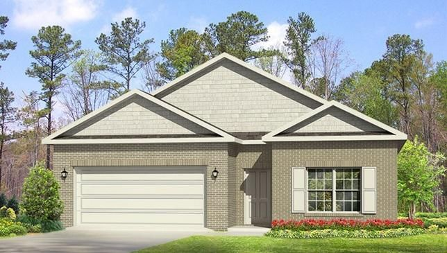 Photo of home for sale at 3593 Autumn Woods, Crestview FL