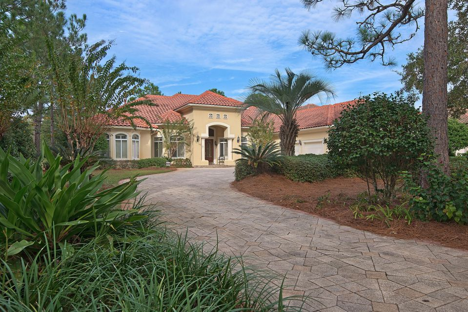 Photo of home for sale at 3294 Burnt Pine, Miramar Beach FL