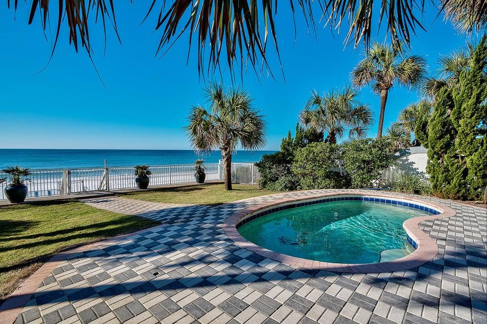 Photo of home for sale at 739 Scenic Gulf, Miramar Beach FL