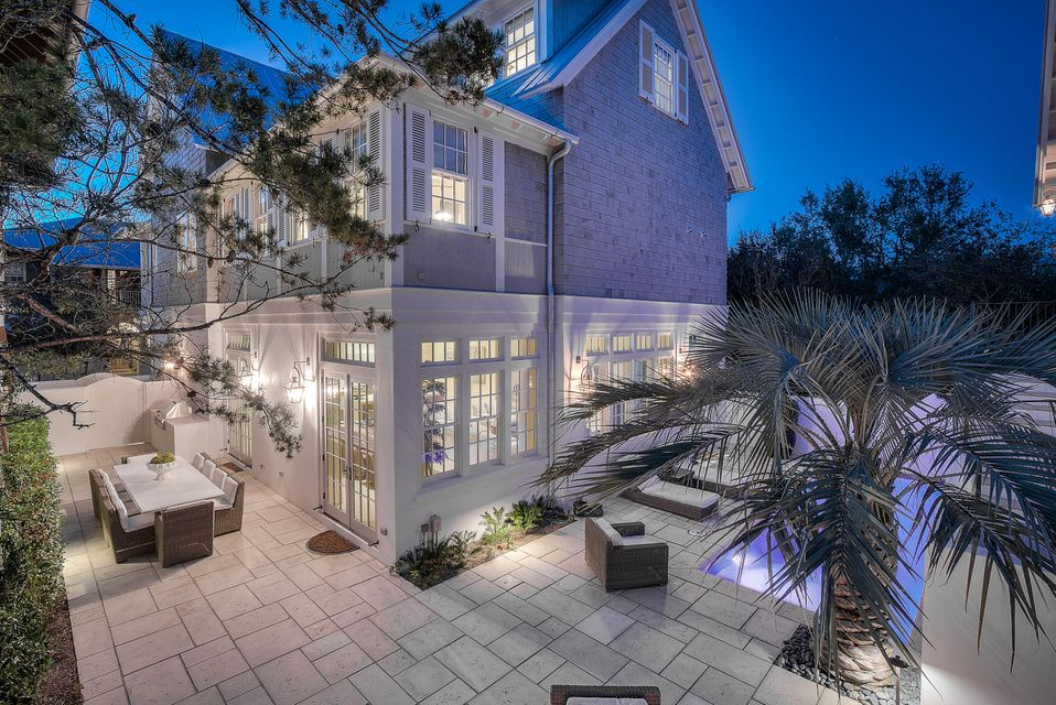 Photo of home for sale at 267 Water, Rosemary Beach FL