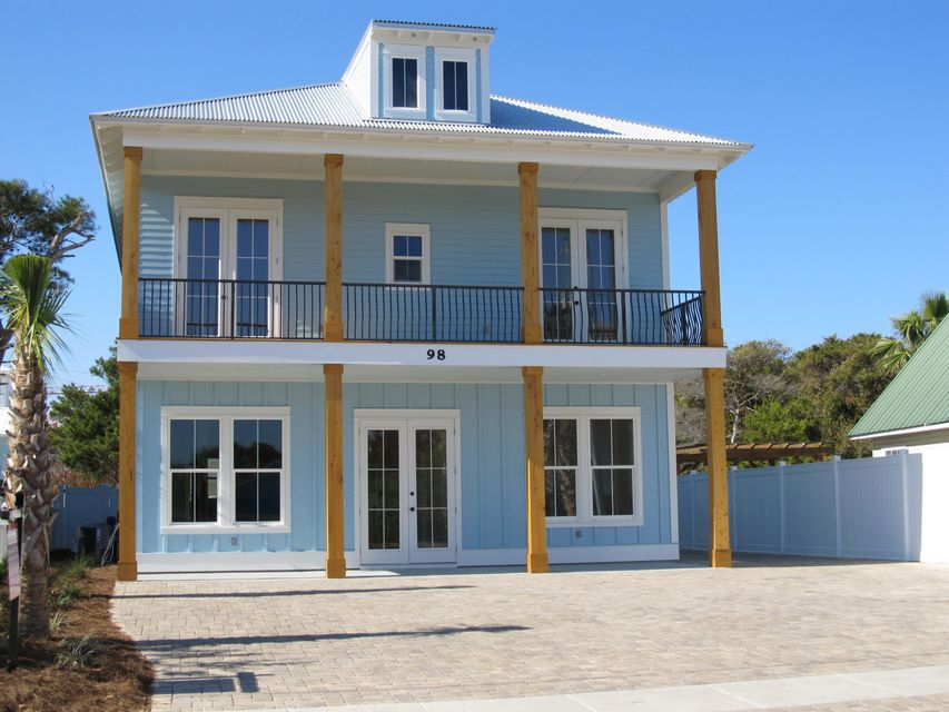 Photo of home for sale at 98 Woodward Street, Destin FL