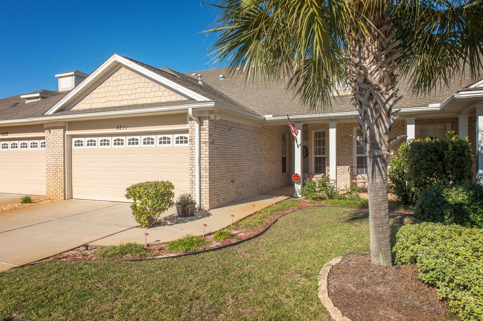 Photo of home for sale at 4211 Jade, Destin FL
