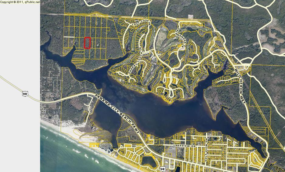 2000 Cimarron 45 acres Lake Powell, Panama City Beach, FL 32413