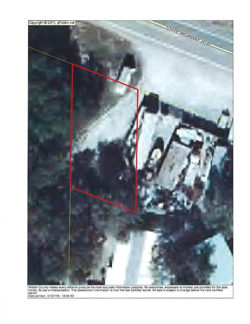 Photo of home for sale at 00 Hwy. 20, Freeport FL