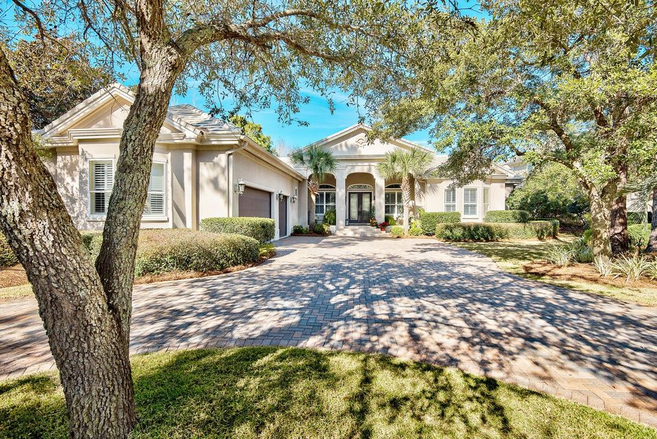 Photo of home for sale at 2953 Pine Valley, Miramar Beach FL