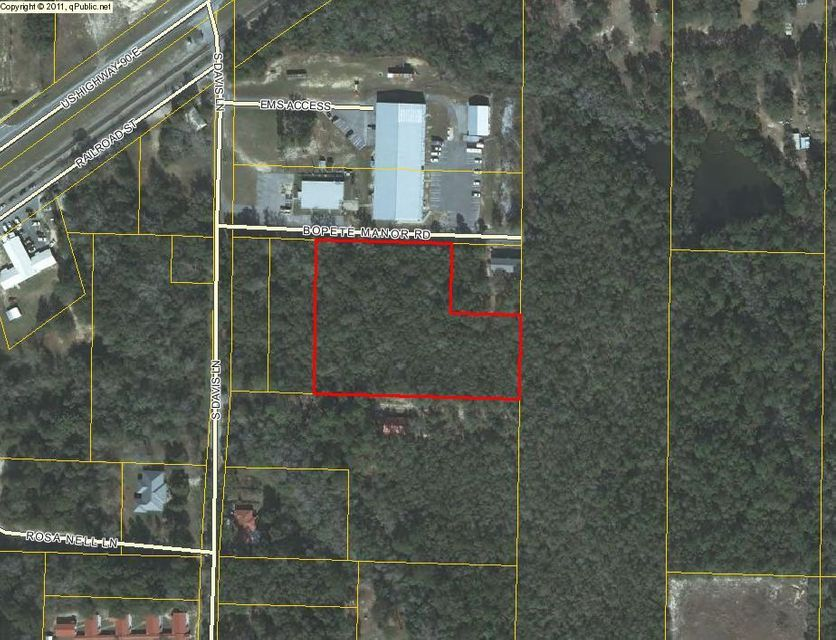 4 acres Bo Pete Manor Road, Defuniak Springs, FL 32435