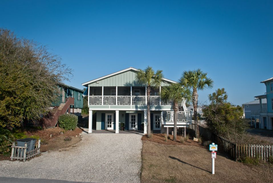 Photo of home for sale at 245 Magnolia, Santa Rosa Beach FL