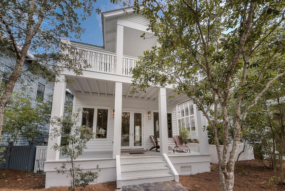 Photo of home for sale at 67 Water Street, Rosemary Beach FL