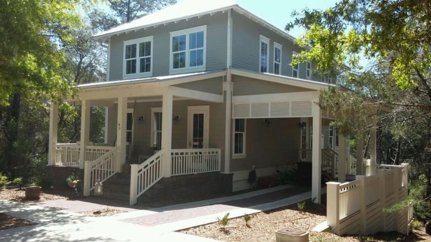 Photo of home for sale at 97 Okeechobee West, Santa Rosa Beach FL