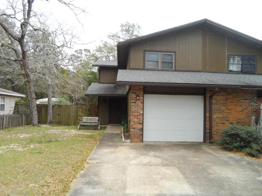 768 #80724B  Walton Beach FL 32547 Fort Walton Beach Single Family Attached For image Walton Garage Doors 38131024
