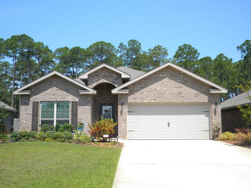 Photo of home for sale at 756 Cocobolo, Santa Rosa Beach FL