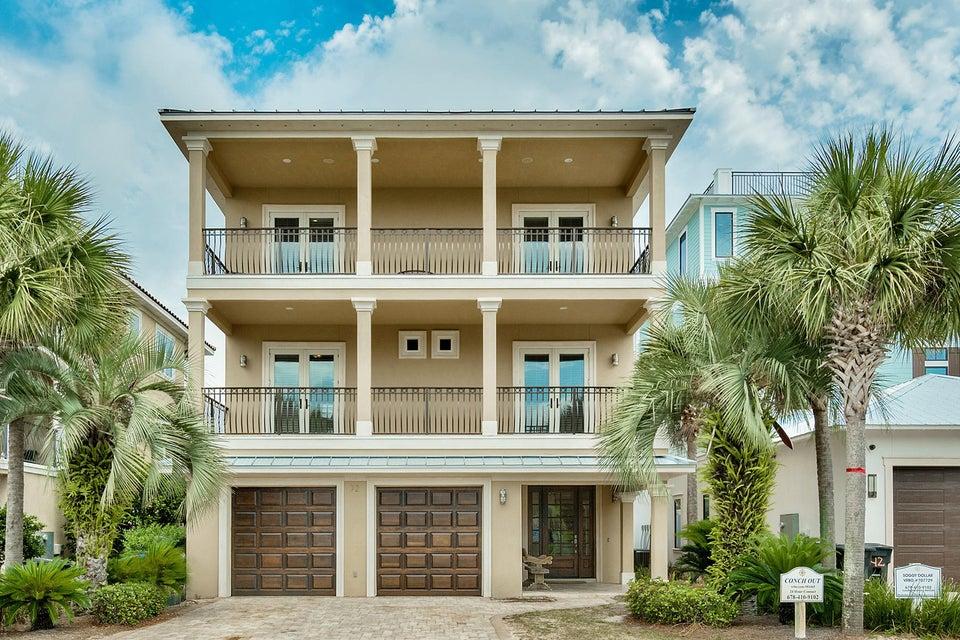 Photo of home for sale at 72 Miami, Miramar Beach FL