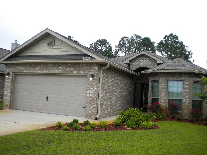 Photo of home for sale at 1008 Cocobolo, Santa Rosa Beach FL
