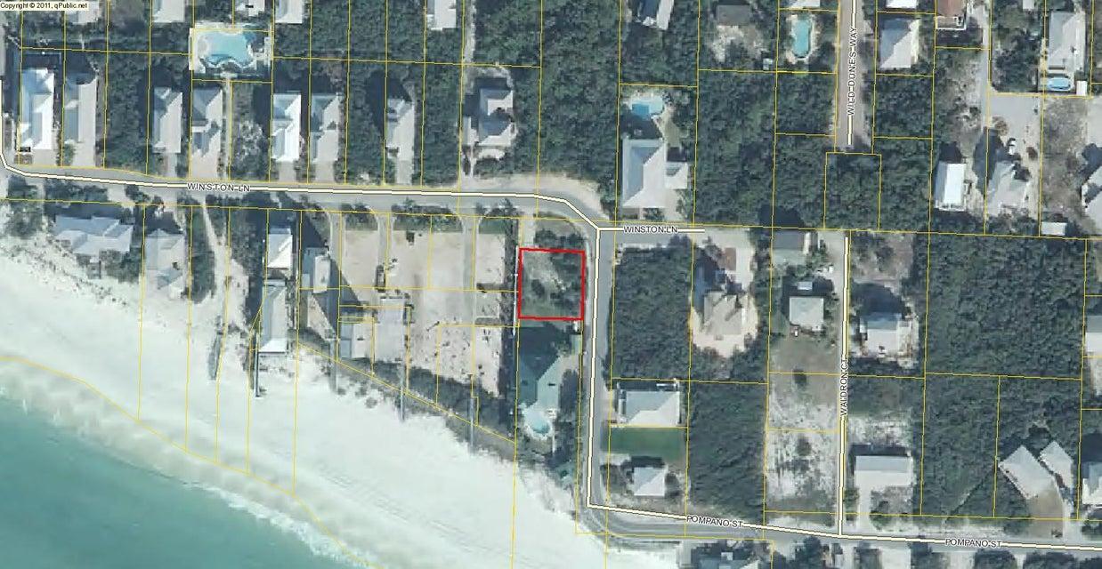 00000 POMPANO (.11 Acr of fGOV 133, Inlet Beach, FL 32461