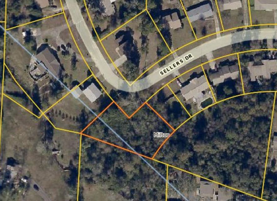 Lot South Sellers Drive, Milton, FL 32570