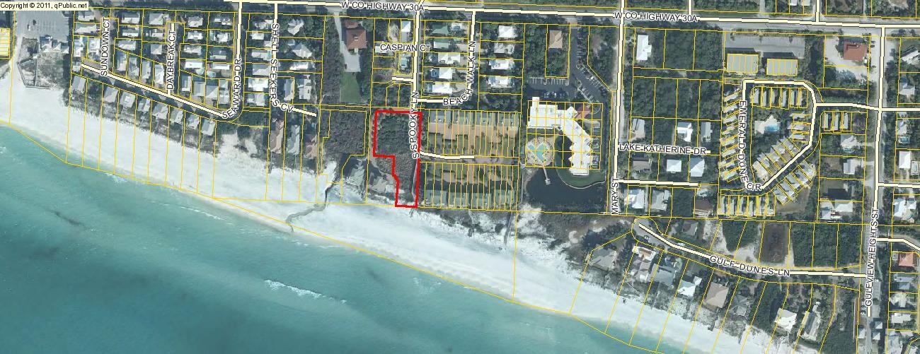 73 S SPOOKY Lane, Santa Rosa Beach, FL 32459