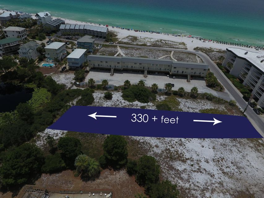.6 acres BEACHFRONT Trail, Santa Rosa Beach, FL 32459