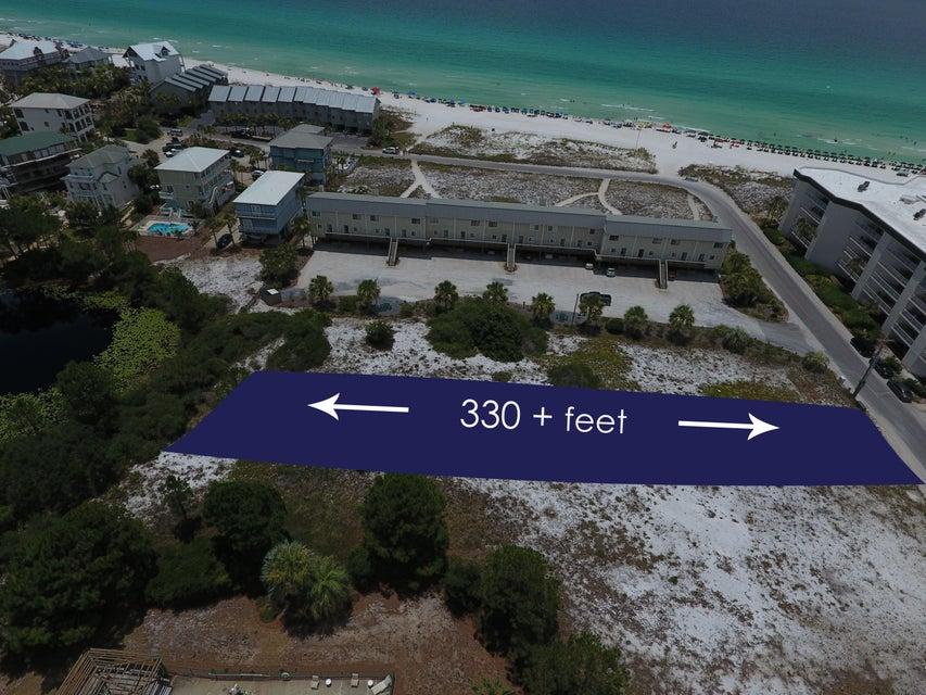 .6 acres BEACHFRONT Trail, Santa Rosa Beach, FL 32459