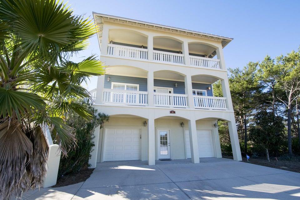 24 High Tide Way, Inlet Beach, FL 32461