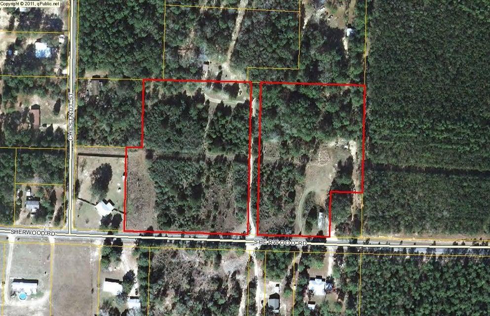 9 Acres SHERWOOD Road, Defuniak Springs, FL 32435