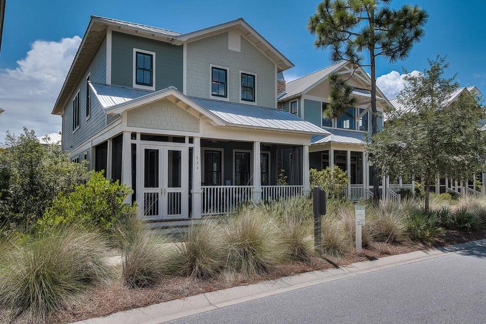 624 SANDGRASS Boulevard Lot 28, Santa Rosa Beach, FL 32459