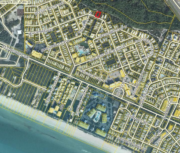 Lot 7 Block D Beach Bike Way, Seacrest, FL 32461