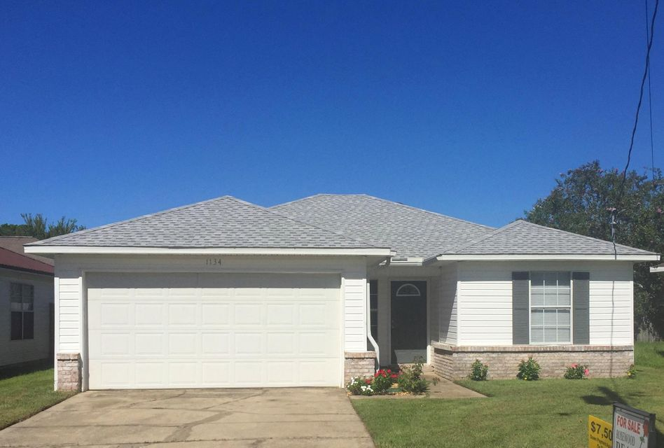 Photo of home for sale at 1134 Sweetbriar Station, Fort Walton Beach FL