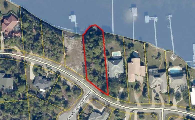 Lot 4 EMERALD BAY Drive, Destin, FL 32541