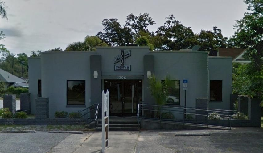 1206 N PALAFOX, Pensacola, FL 32501