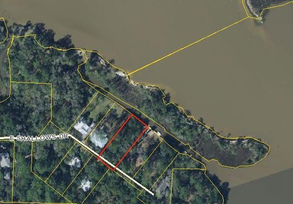 LOT 6 W SHALLOWS Drive, Santa Rosa Beach, FL 32459