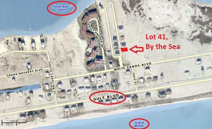 Lot 41 by the Sea Circle, Navarre, FL 32566