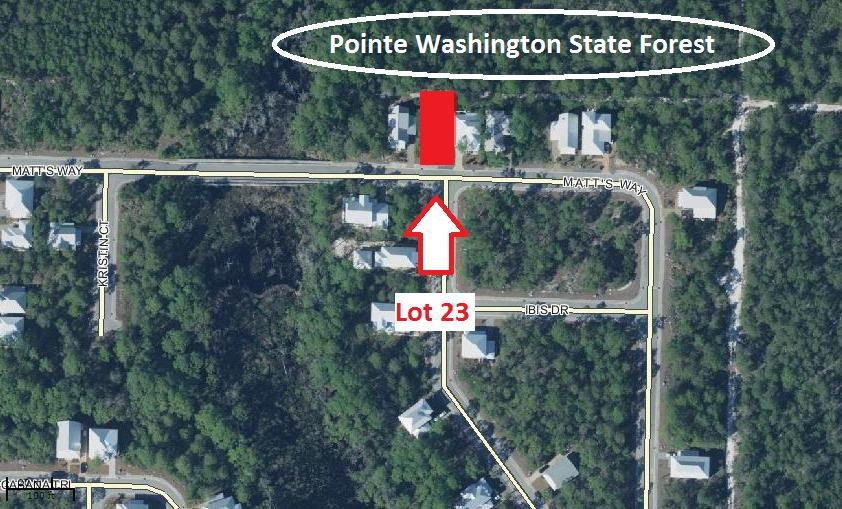Lot 23 MATTS Way, Santa Rosa Beach, FL 32459
