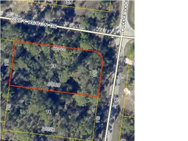 LOT 13A Cuddle Doon Avenue, Milton, FL 32583