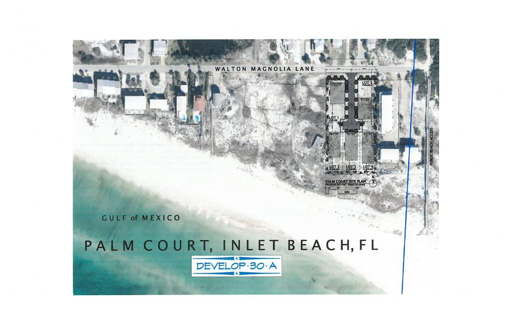 Lot 1 WALTON MAGNOLIA Lane, Inlet Beach, FL 32461