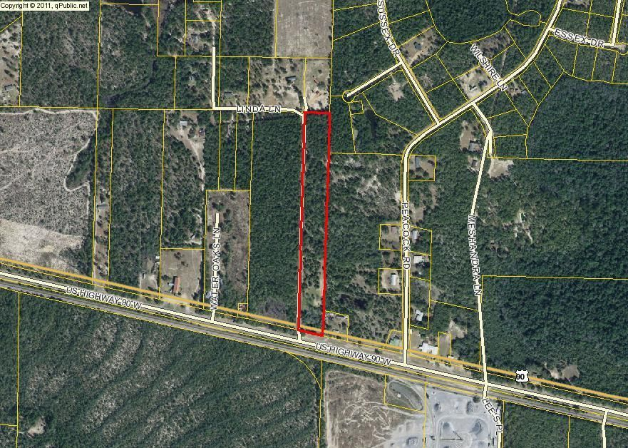 Photo of home for sale at 10AC 90, Defuniak Springs FL