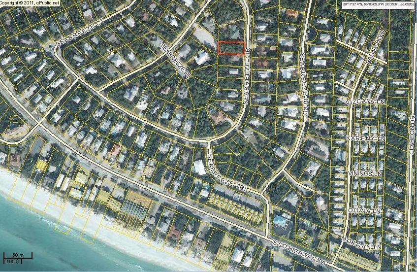 LOT 13B Seabreeze Circle, Seacrest, FL 32461