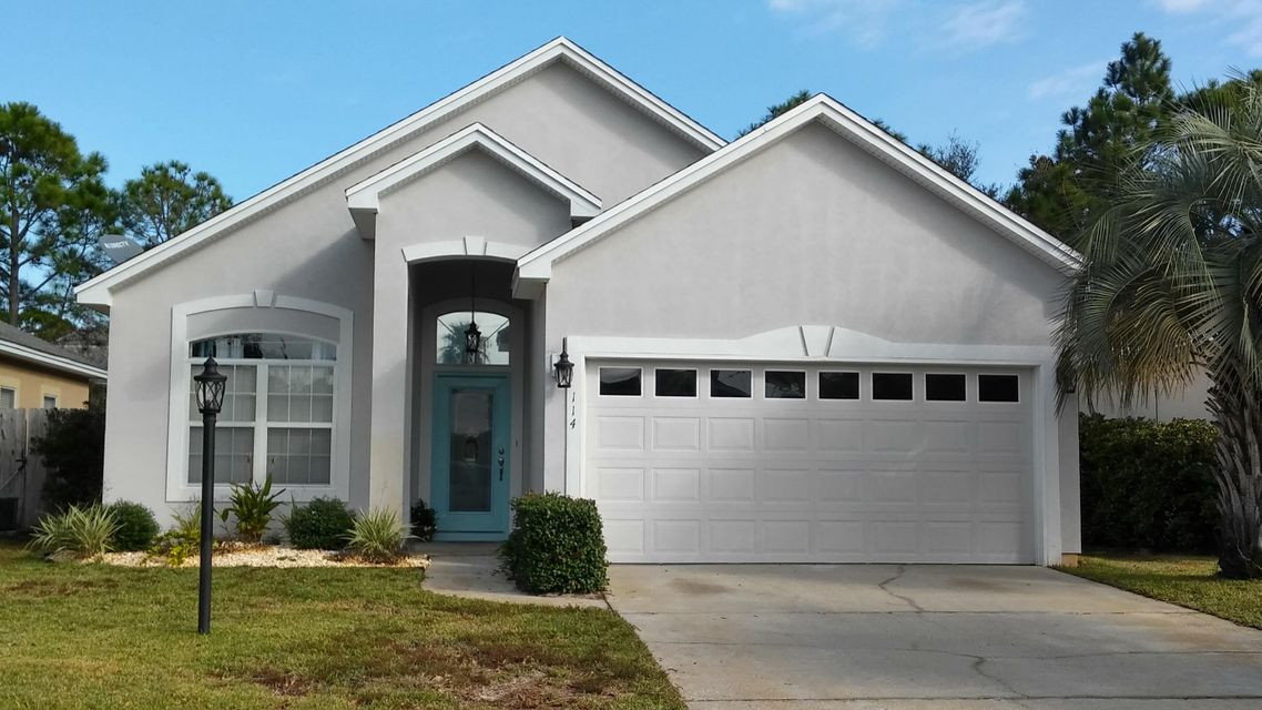 Photo of home for sale at 114 Trista Terrace, Destin FL
