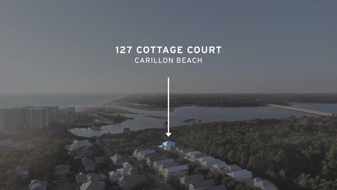 127 COTTAGE Court, Carillon Beach, FL 32413