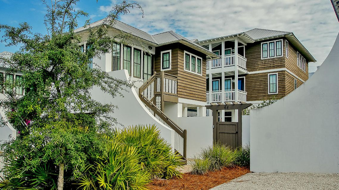 68 N WINSTON Lane, Inlet Beach, FL 32461