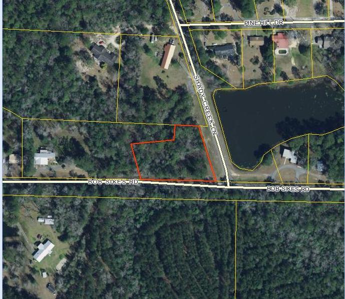 TBD Bob Sikes Road, Defuniak Springs, FL 32435