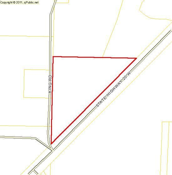 4 Acreage State Highway 20 W