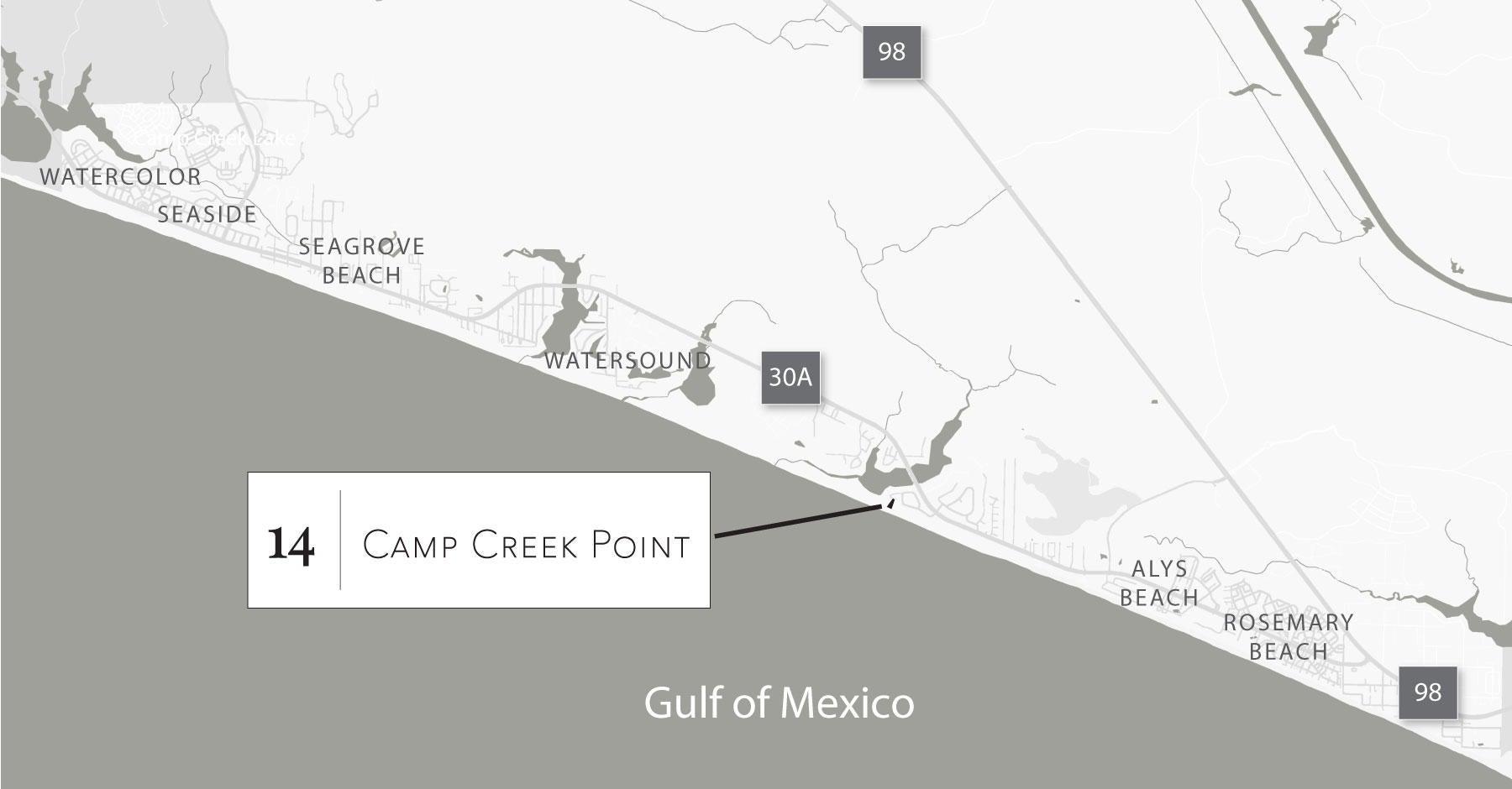 14 Camp Creek Point,Santa Rosa Beach,Florida 32459,6 Bedrooms Bedrooms,8 BathroomsBathrooms,Detached single family,Camp Creek Point,20131126143817002353000000