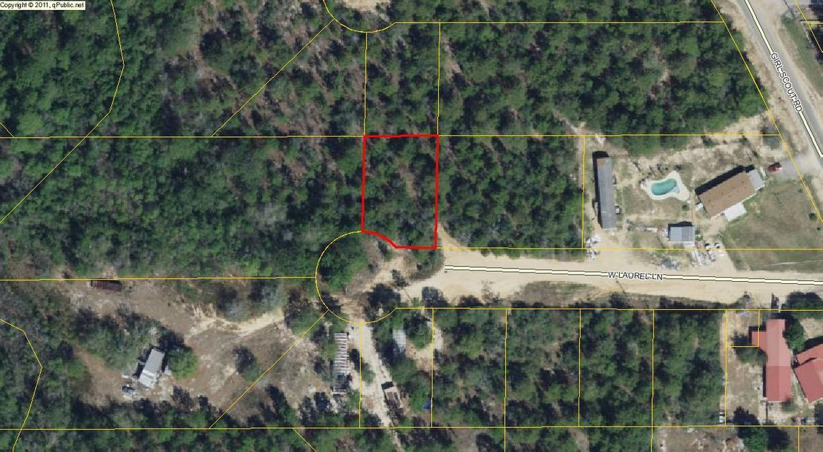 Lot 6 W Laurel Lane, Defuniak Springs, FL 32435