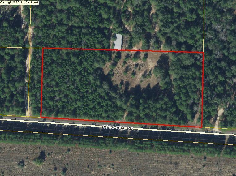 4 acres Rock Hill Road, Ponce De Leon, FL 32455