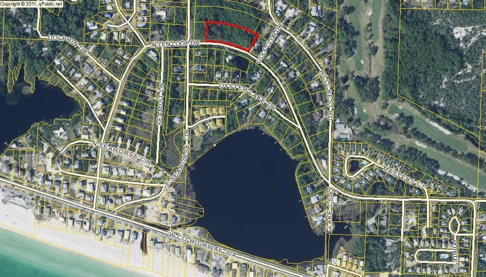 Lot 2 BlkA Allen Loop,Santa Rosa Beach,Florida 32459,Vacant land,Allen Loop,20131126143817002353000000