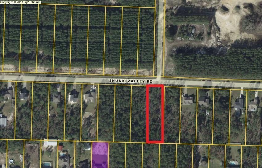 500 Skunk Valley Road, Southport, FL 32409