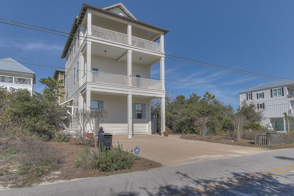 18 W Park Place Avenue, Inlet Beach, FL 32461
