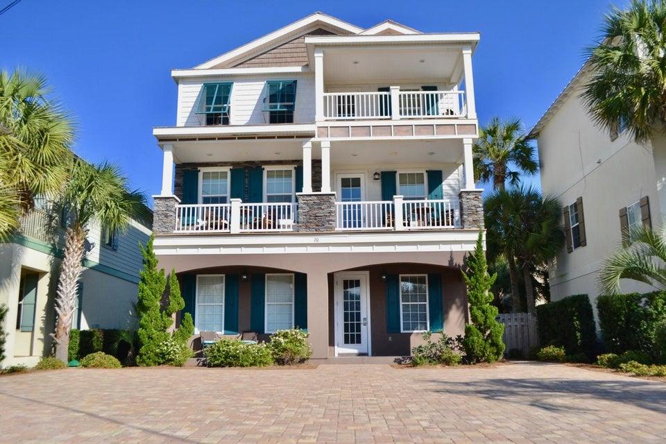 20 Santa Clara Street, Santa Rosa Beach, FL 32459